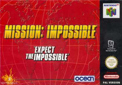 Misc. Games - Mission Impossible: Expect The Impossible