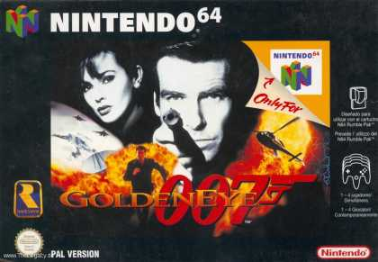 Misc. Games - 007 - Goldeneye