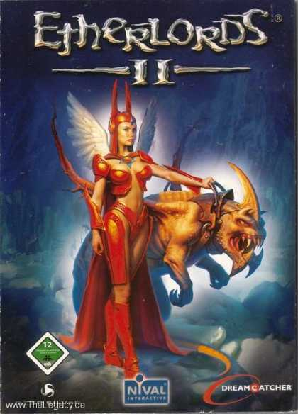 Misc. Games - Etherlords II