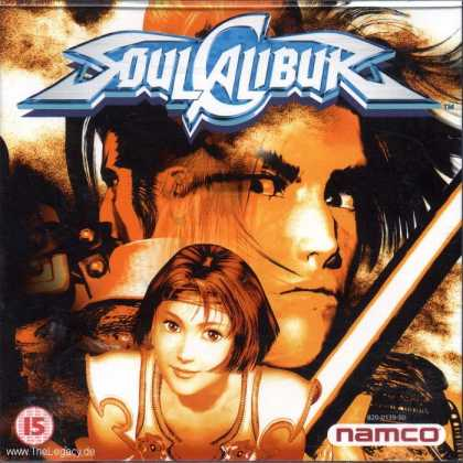 Misc. Games - Soul Calibur