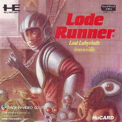 Misc. Games - Lode Runner: Lost Labyrinth