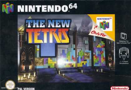 Misc. Games - New Tetris, The