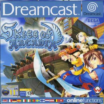 Misc. Games - Skies of Arcadia