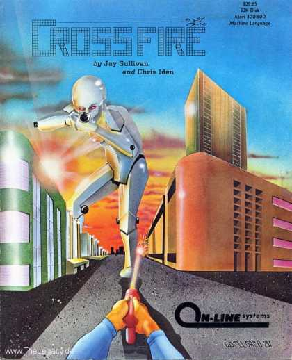 Misc. Games - Cross Fire