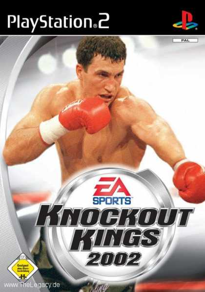 Misc. Games - Knockout Kings 2002