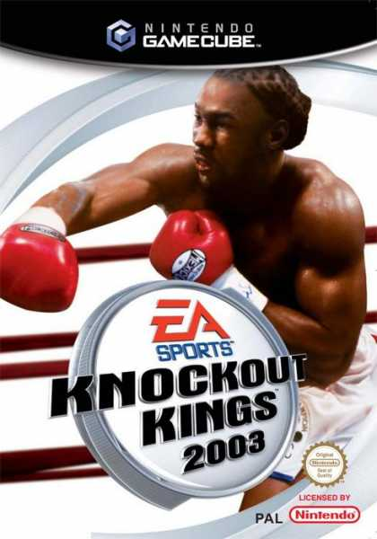 Misc. Games - Knockout Kings 2003