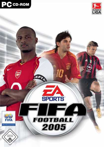 Misc. Games - FIFA Football 2005