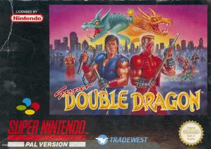 Misc. Games - Super Double Dragon
