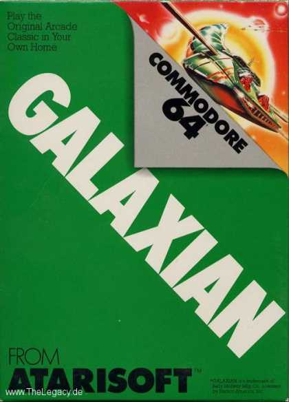 Misc. Games - Galaxian