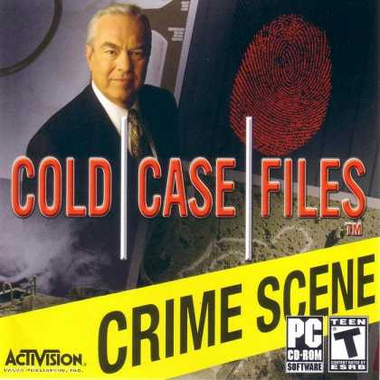 Misc. Games - Cold Case Files