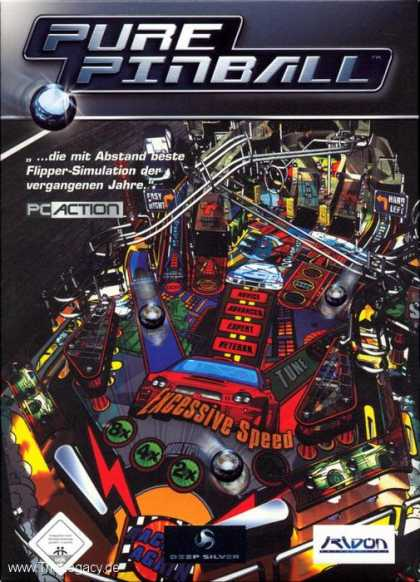 Misc. Games - Pure Pinball