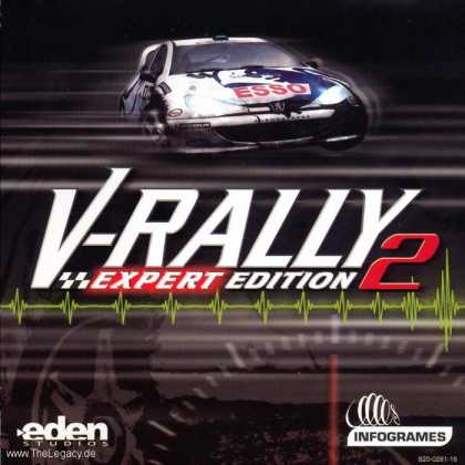 Misc. Games - V-Rally 2 - Expert Edition