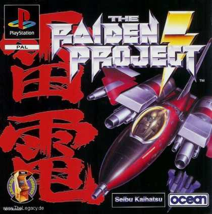 Misc. Games - Raiden Project, The