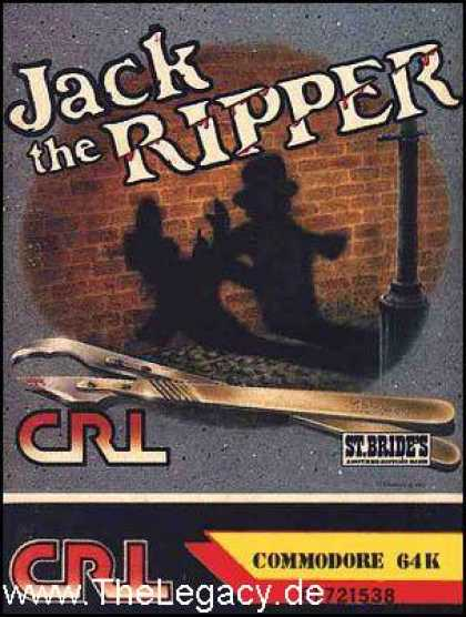 Misc. Games - Jack the Ripper
