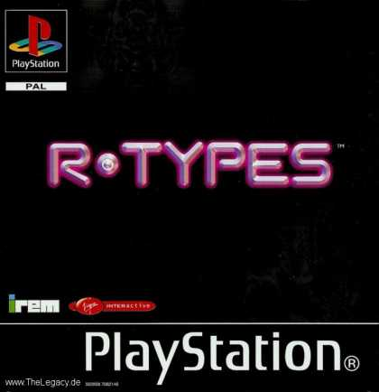 Misc. Games - R-Types
