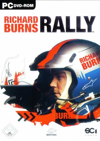 Misc. Games - Richard Burns Rally