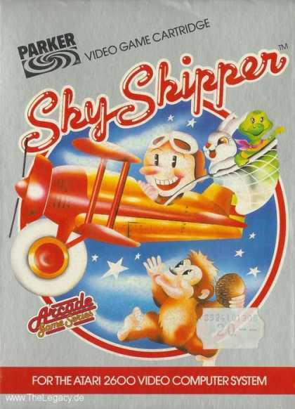 Misc. Games - Sky Skipper