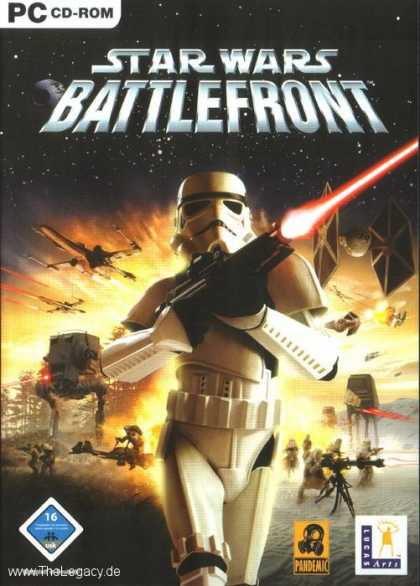 Misc. Games - Star Wars - Battlefront
