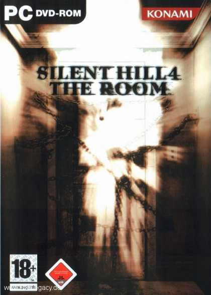 Misc. Games - Silent Hill 4: The Room