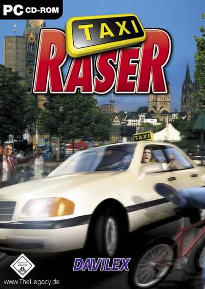 Misc. Games - Taxi Raser
