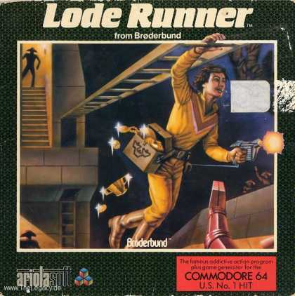 Misc. Games - Lode Runner