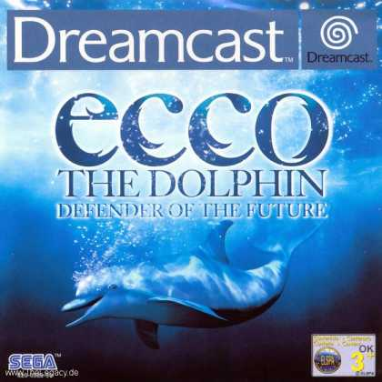 Misc. Games - Ecco the Dolphin: Defender of the Future