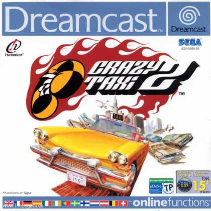 Misc. Games - Crazy Taxi 2