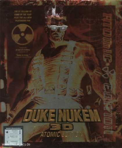 Misc. Games - Duke Nukem 3D - Atomic Edition