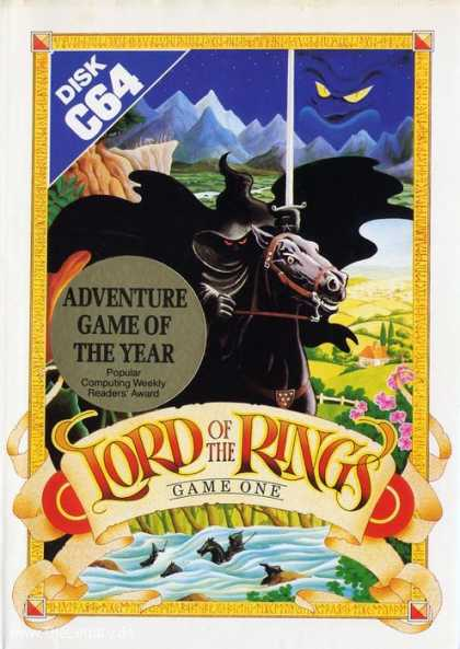 Misc. Games - Fellowship of the Ring, The