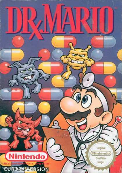 Misc. Games - Dr. Mario