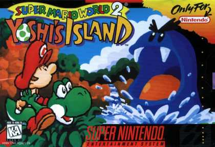Misc. Games - Super Mario World 2: Yoshi's Island
