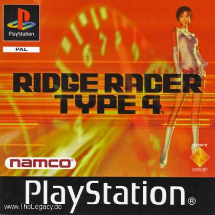 Misc. Games - Ridge Racer Type 4