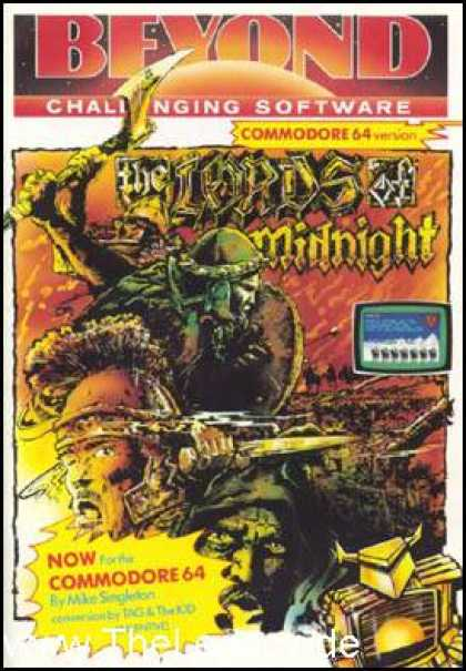 Misc. Games - Lords of Midnight I