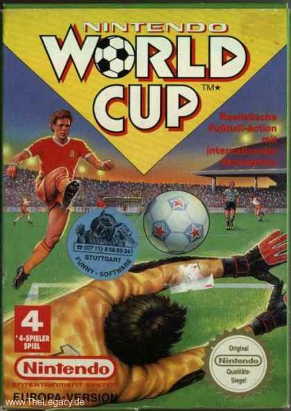Misc. Games - Nintendo World Cup