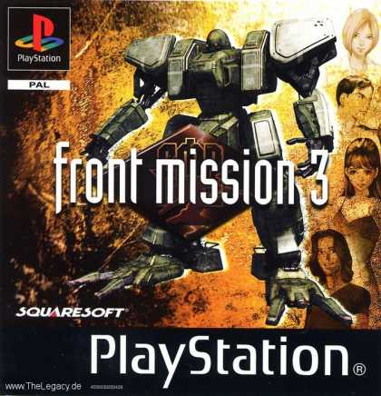 Misc. Games - Front Mission 3