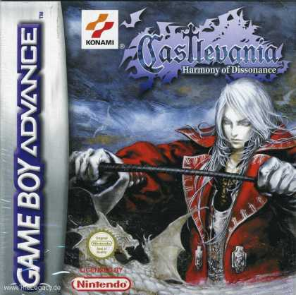 Misc. Games - Castlevania: Harmony of Dissonance