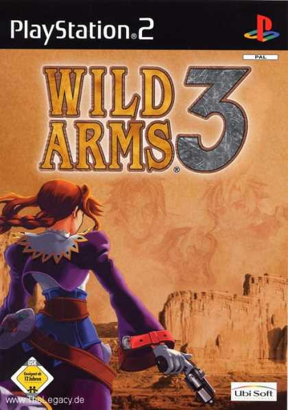 Misc. Games - Wild Arms 3