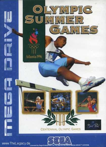 Misc. Games - Olympic Summer Games