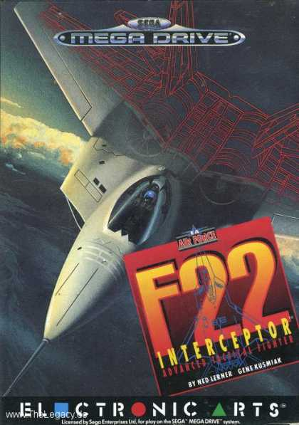 Misc. Games - F-22 Interceptor