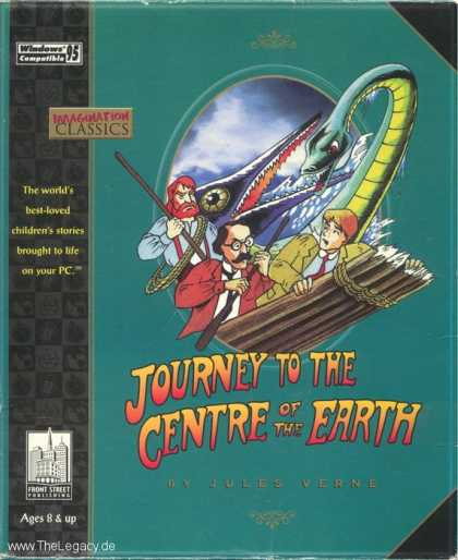 Misc. Games - Journey to the Centre of the Earth
