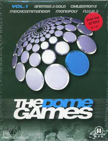 Misc. Games - Dome Games Vol. 1, The