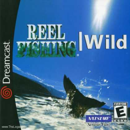 Misc. Games - Reel Fishing: Wild