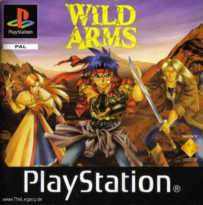 Misc. Games - Wild Arms