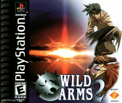 Misc. Games - Wild Arms 2