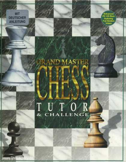 Misc. Games - Grand Master Chess: Tutor & Challenge