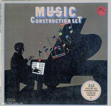 Misc. Games - Will Harvey's Music Construction Set