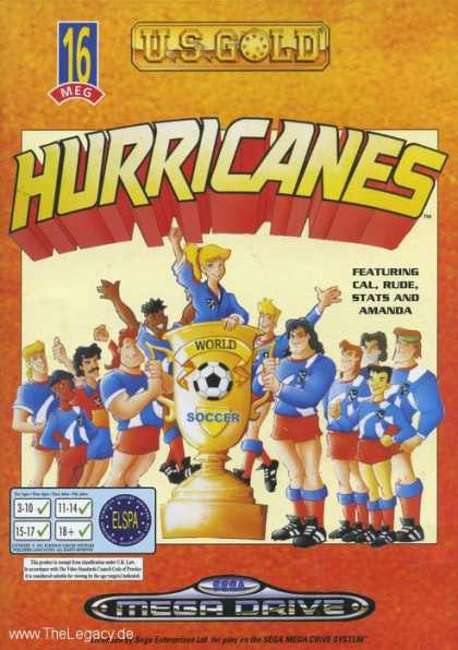 Misc. Games - Hurricanes