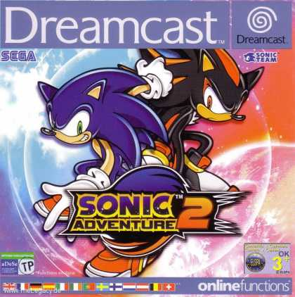 Misc. Games - Sonic Adventure 2