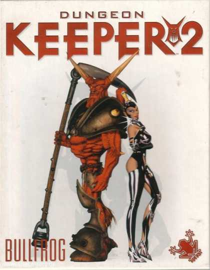 Misc. Games - Dungeon Keeper 2