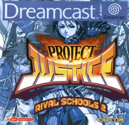 Misc. Games - Rival Schools 2: Project Justice